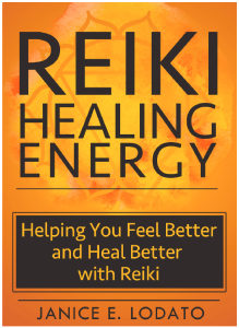 Reiki Healing Energy Book
