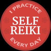 I Practice Self-Reiki Every Day
