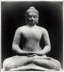 Mindful Meditation Buddha