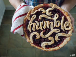 Picture of humble pie